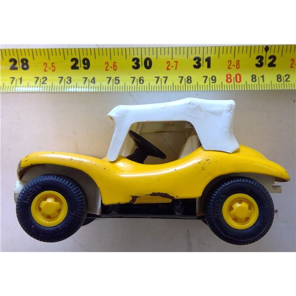 Small Tonka Pressed Metal Dune Buggy, 55340, Made in USA