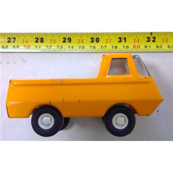Small Metal Tonka Trucks (2)
