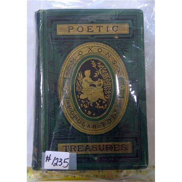 Poetic Treasures, 1881