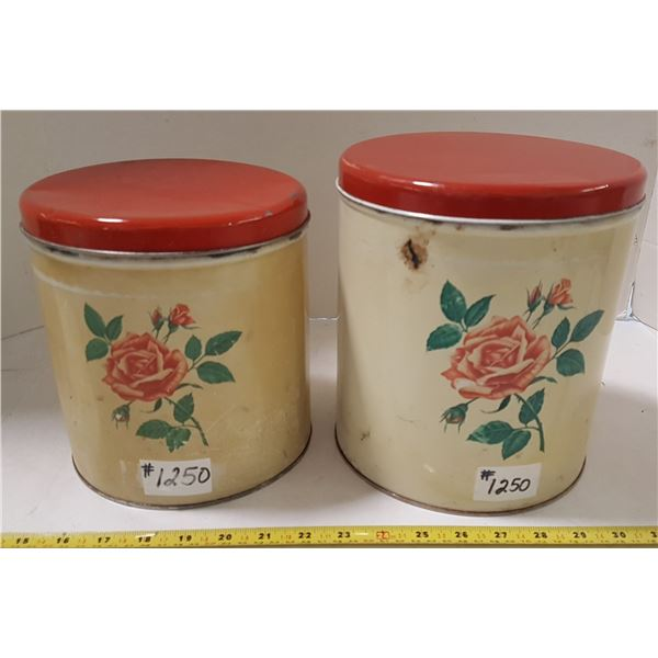 Decoware Canisters (2)