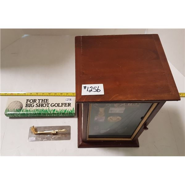 Golf Cabinet, Gag Gift & Paperweight
