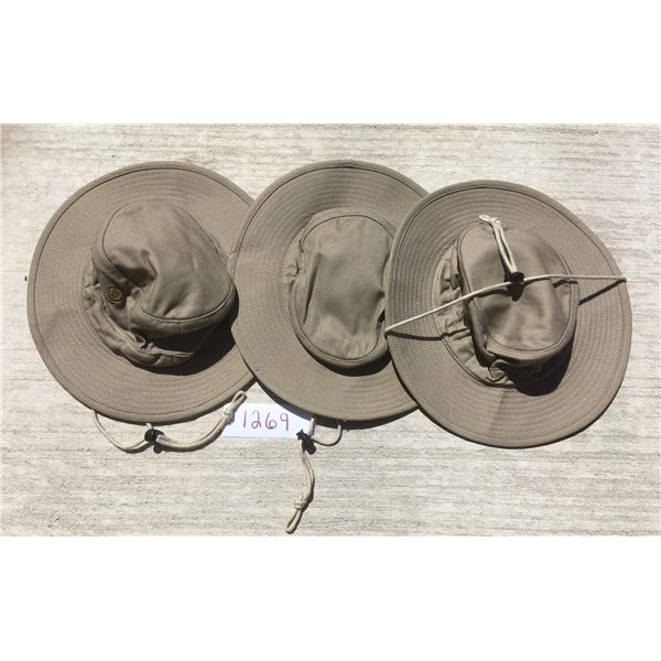 3 New Canadian Military Boonie hats