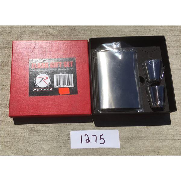 rothco flask gift set