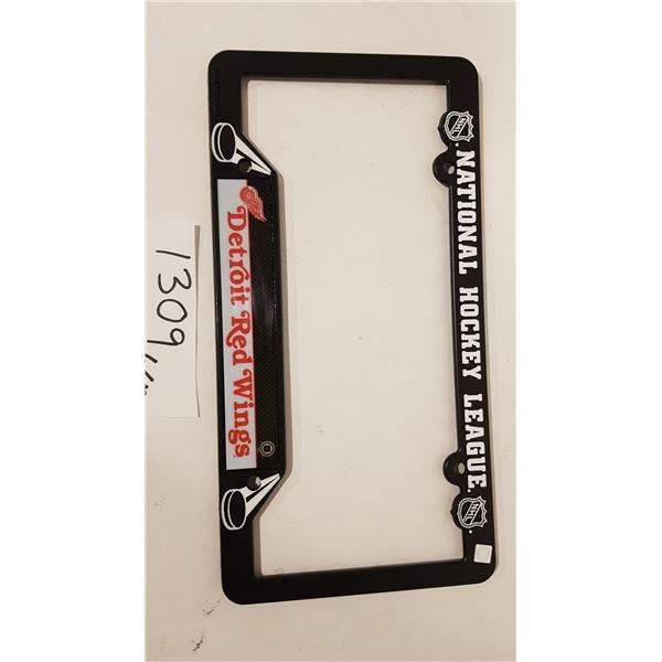 Detroit Red Wings NHL Hockey Official License Plate Frame/Holder