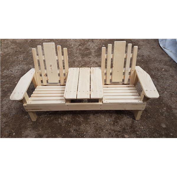 Children's Double Chair