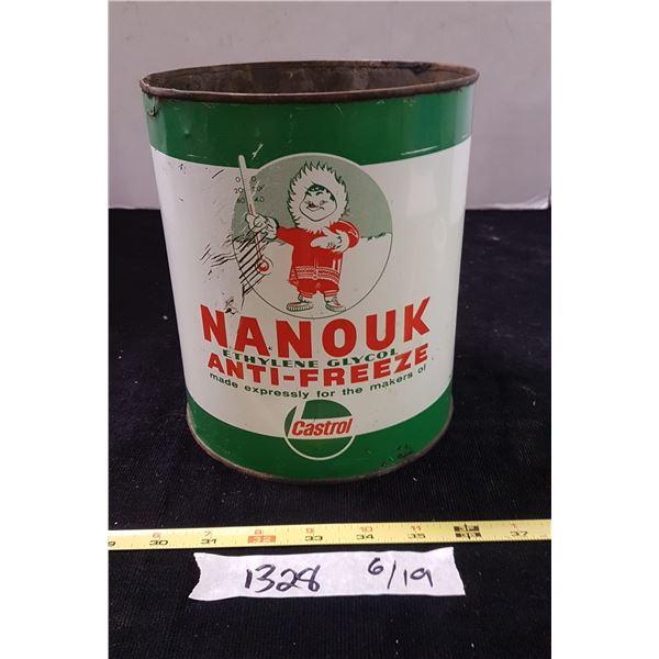 Castrol Nanouk Tin