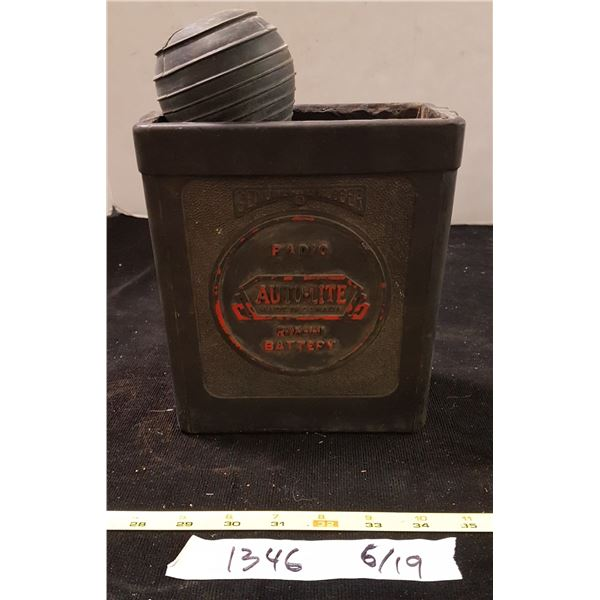 Vintage Battery Servicing Pcs.