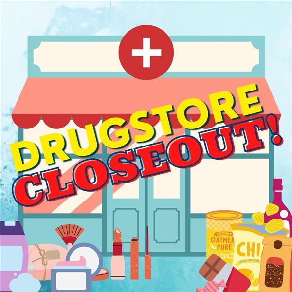 WELCOME TO YOUR KASTNER DRUG STORE CLOSURE AUCTION