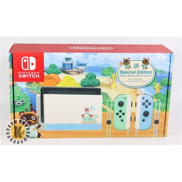 NINTENDO SWITCH SPECIAL EDITION