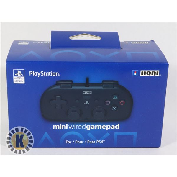 PLAYSTATION MINI WIRED CONTROLLER