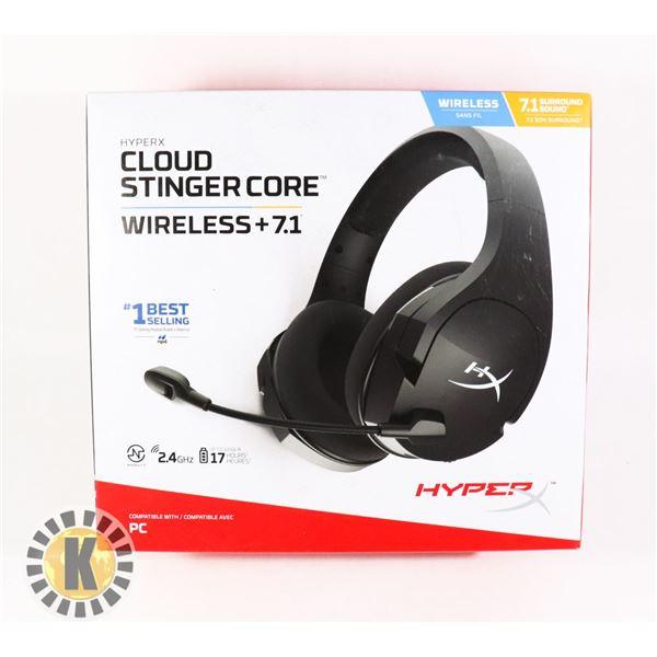 HYPREX CLOUD STINGER CORE WIRELESS +7.1