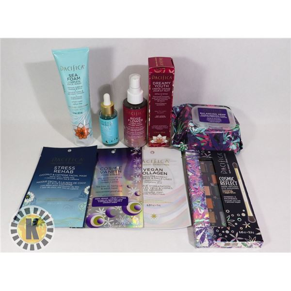 HEALTH & BEAUTY PRODUCT INCLUDES PACIFICA PRODUCT