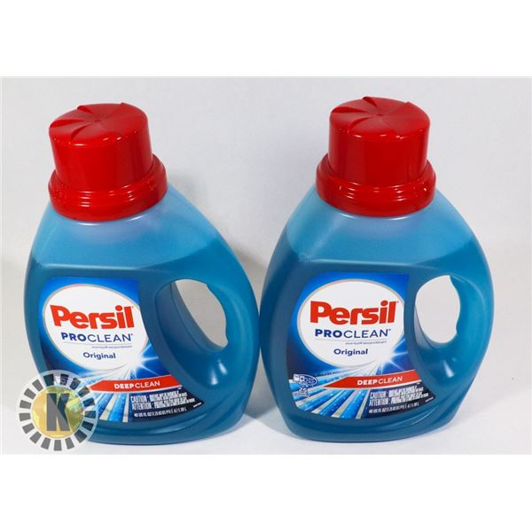 BAG OF PERSIL LAUNDRY SOAP