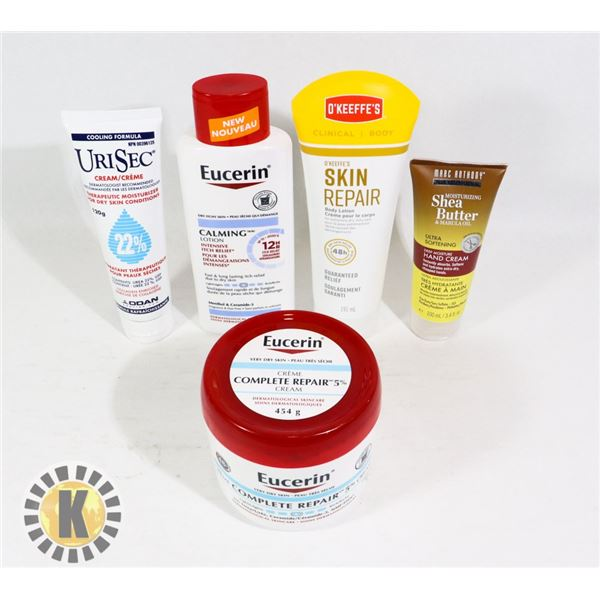 ASSORTED BODY AND HAIR PRODUCT