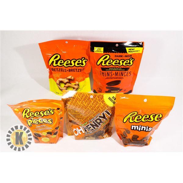 ASSORTED BAG OF CHOCOLATE