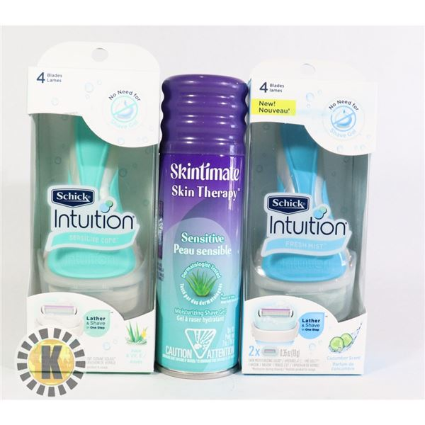 BAG OF SKIN HYDRATION CARE  &  SKIN TIMATE