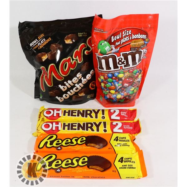 BAG OF ASSORTED CHOCOLATES