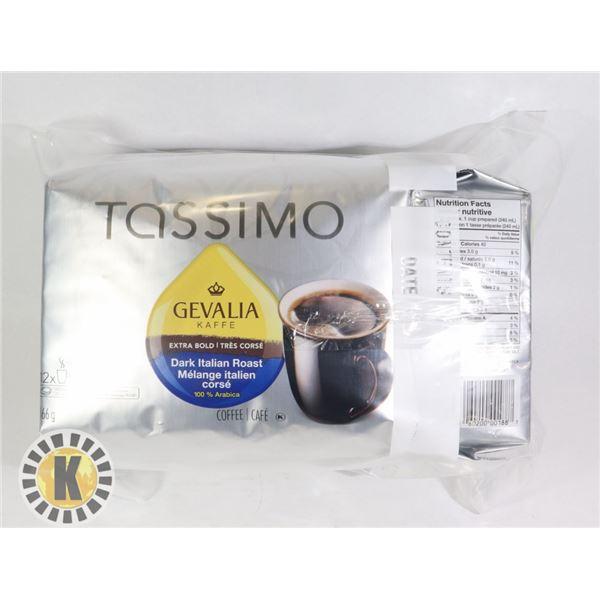 BAG OF TWO TASSIMO CAPPUCCINO