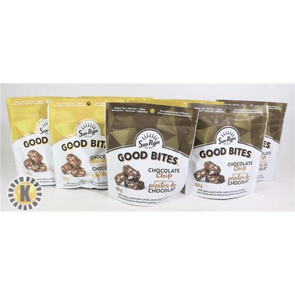 BAG OF GOOD BITES CHOCOLATE