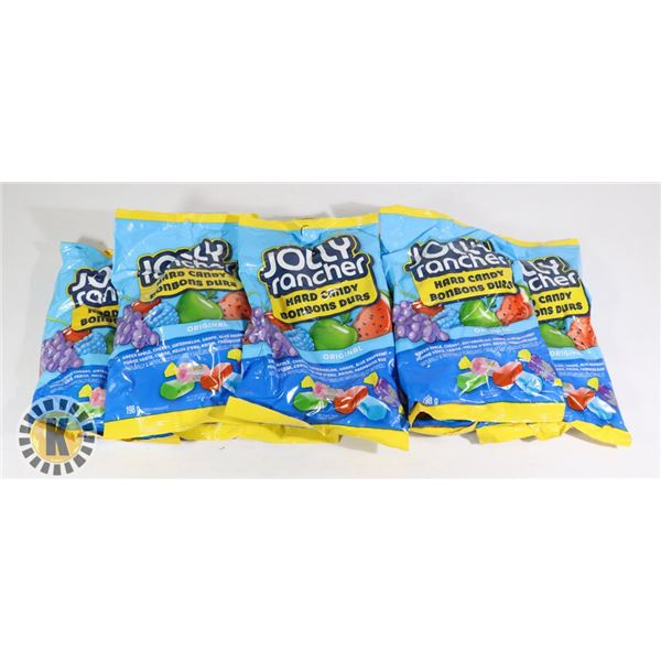 BAG OF JOLLY RANCHERS