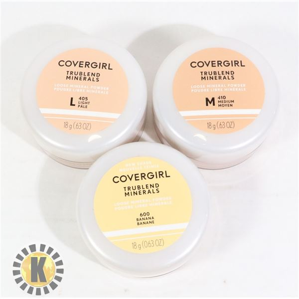 COVERGIRL COSMETIC BLENDS