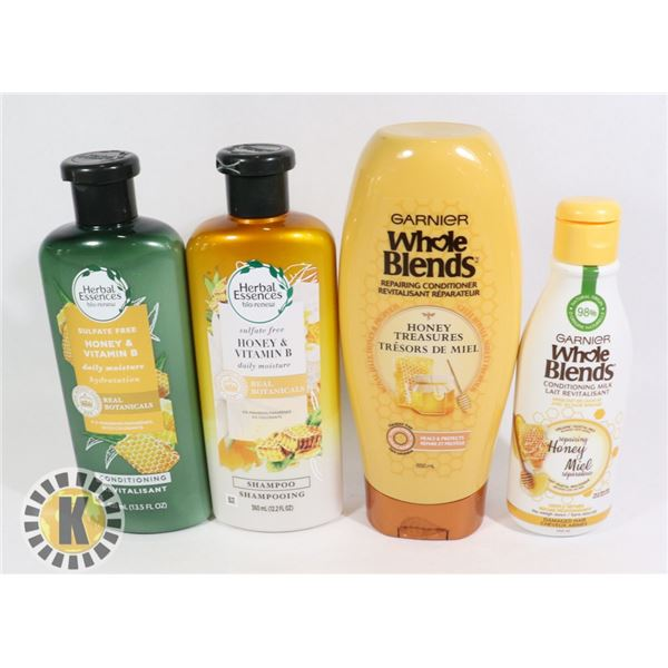 WHOLE BLENDS,HERBAL ESSENCES & AUSSIE HAIR PRODUCT