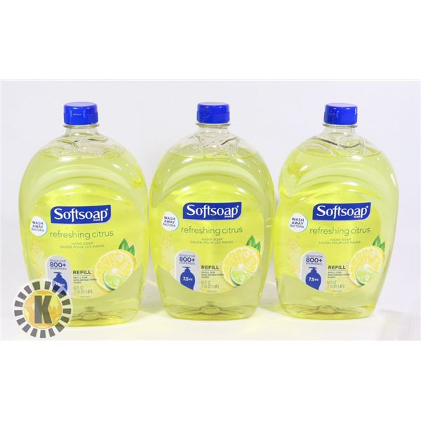 SOFT SOAP HAND WASH