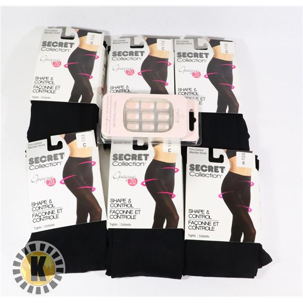 BAG OF SECRET COLLECTION TIGHTS