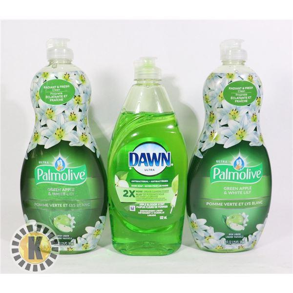 BAG OF DAWN HAND SOAP