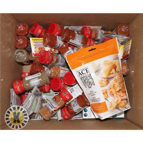 BOX OF SPICES