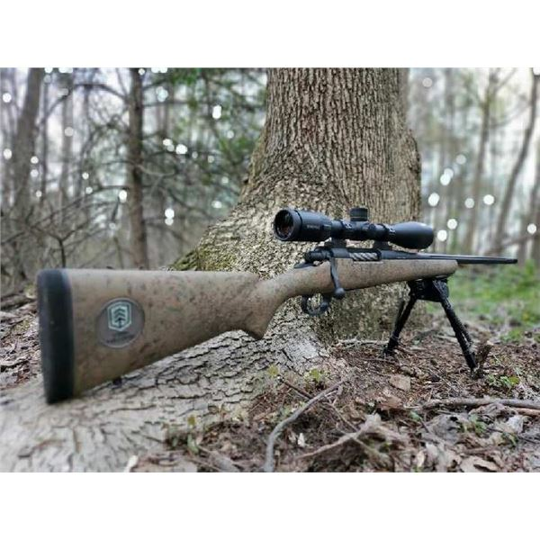 Jack Keister Custom Rifle #7 of 10 chambered in 6.5x300 weatherby magnum