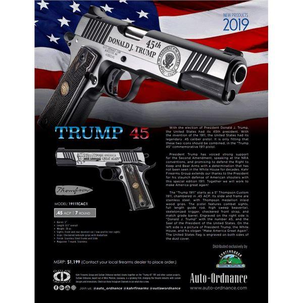 1911A1 Trump 1911TCAC1