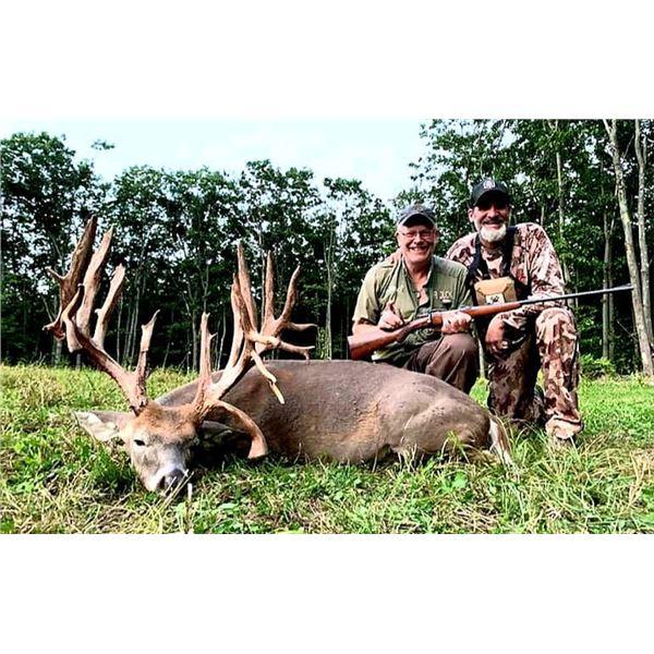 Camp Freedom Deer Hunt - Unlimited Buck
