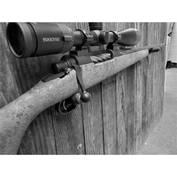 Jack Keister Custom Rifle #6 of 10 chambered in 300 PRC