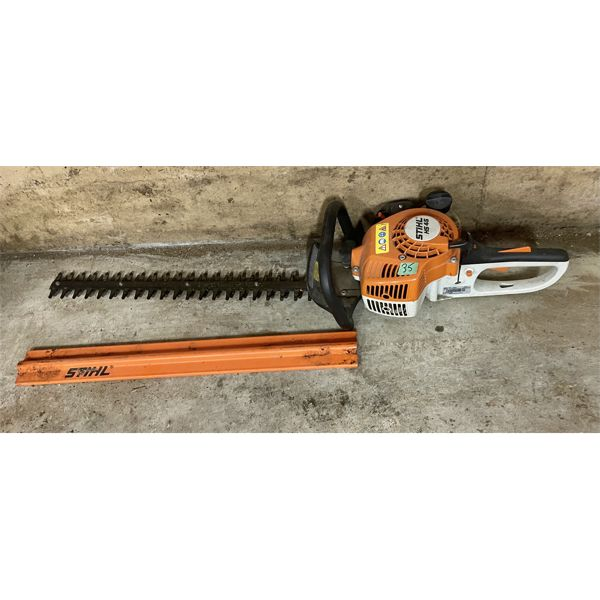 STHL HS GAS HEDGE TRIMMER - 2 FT - GOOD CONDITION