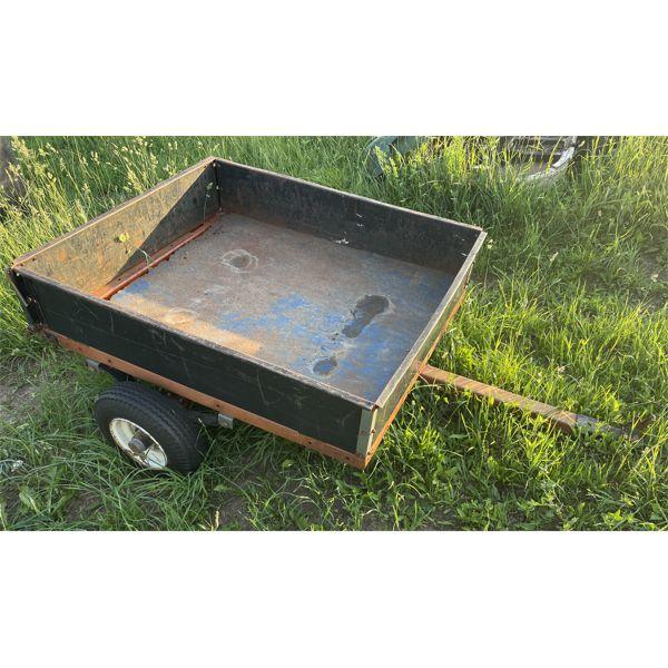 ATV UTILITY TRAILER - 3.5' X 4' - BALL HITCH