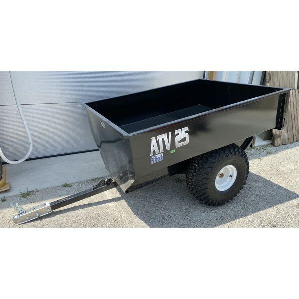 "ATV MODEL 25 UTILITY TRAILER - 46"" X 56"""