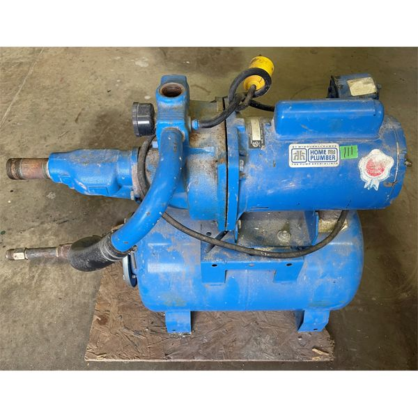 WATER PUMP - 1/2 HP MOTOR