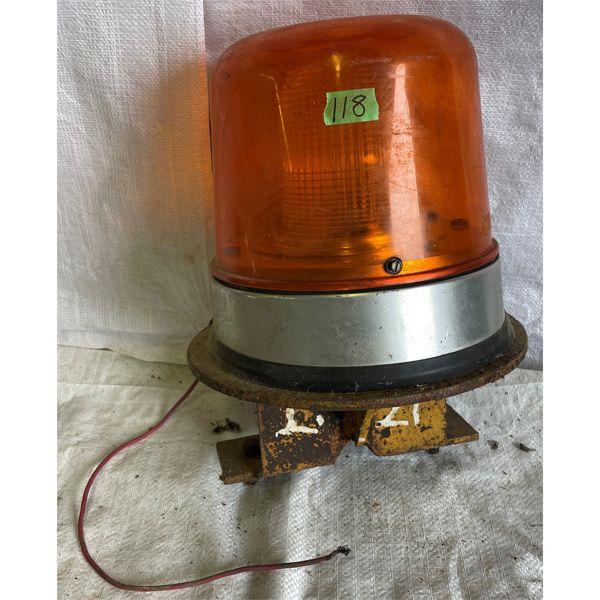 AMBER SAFTEY LIGHT - HARDWIRE