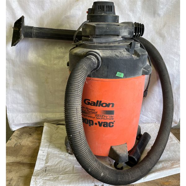 13 GAL SHOP VAC - WORKING CONDITION