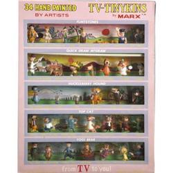 TV-Tinykins Box Set (Louis Marx & Co. Inc,