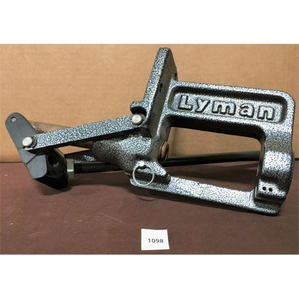 LYMAN CRUSHER II LOADING PRESS
