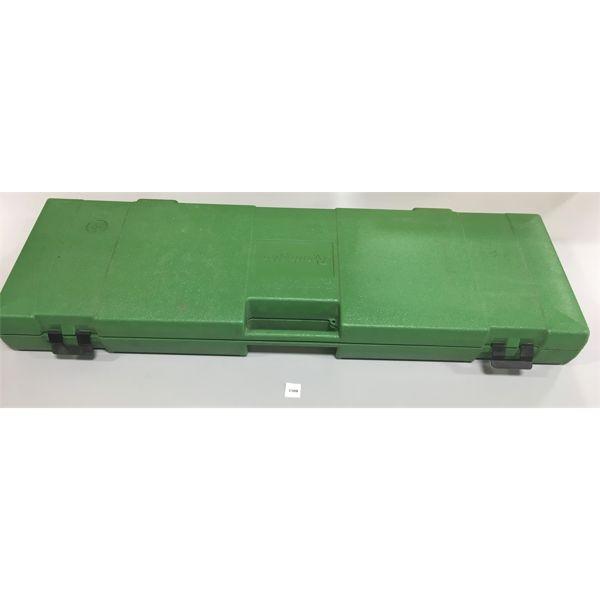 REMINGTON HARD PLASTIC CASE