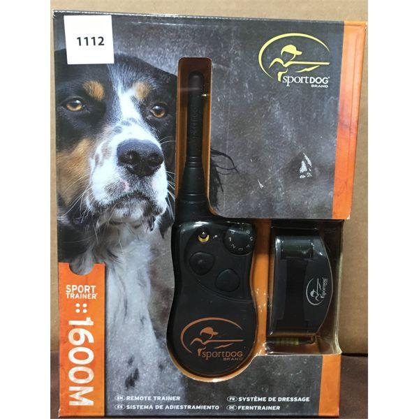 SPORTDOG,  DOG SPORT TRAINER 1600m