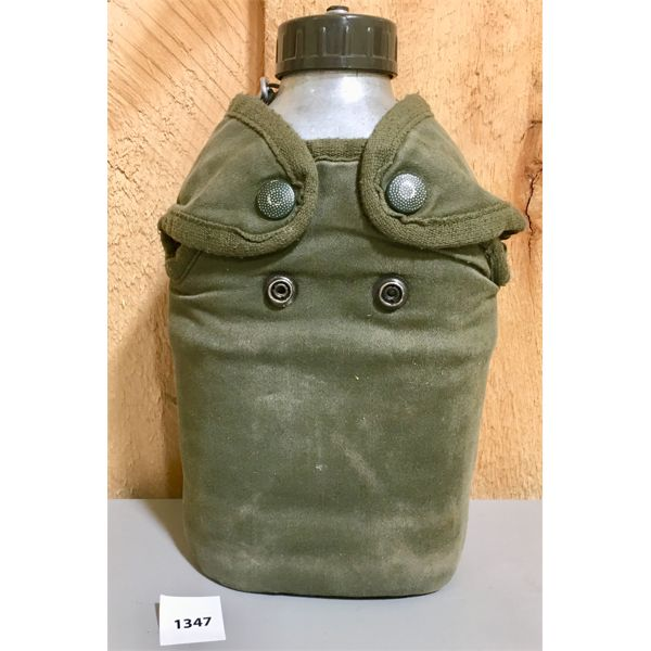 FRENCH MILITARY CANTEEN POST WWII