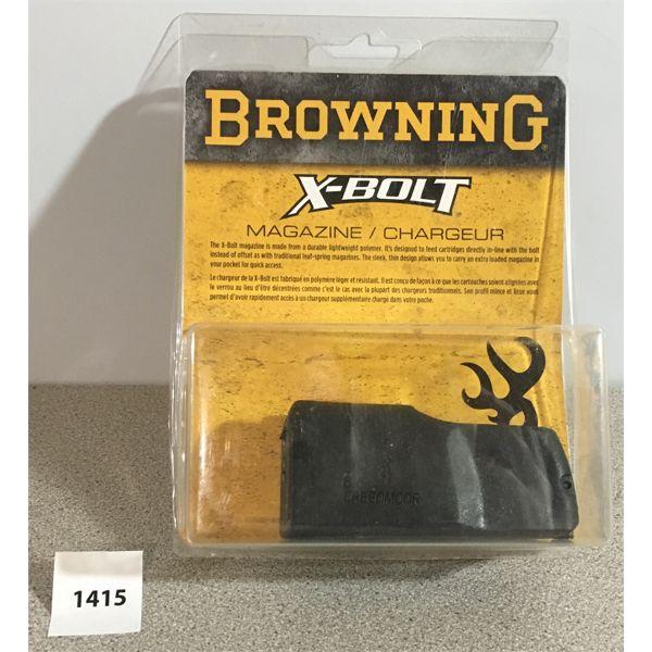 MAG FOR BROWNING X-BOLT 6.5 CREED; NIB