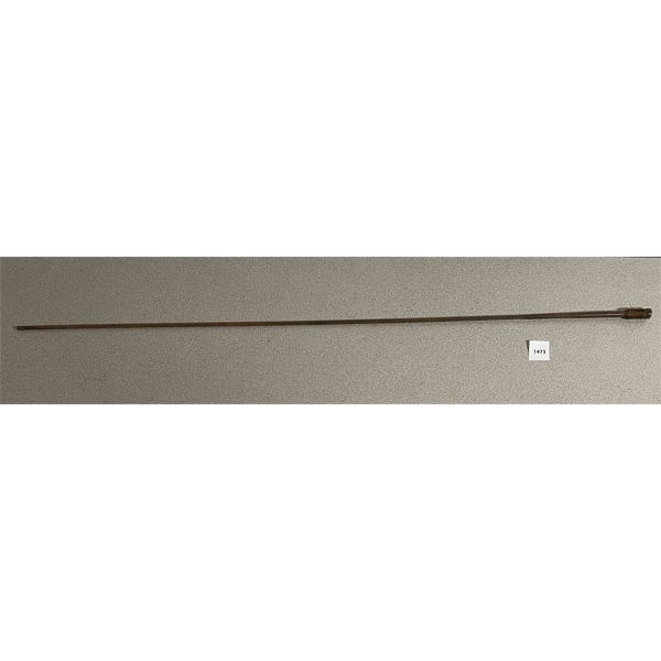 SNIDER 2 BAND SERGEANT'S MODEL CLEANING ROD