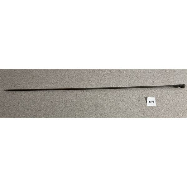 MARTINI HENRY CARBINE CLEANING ROD