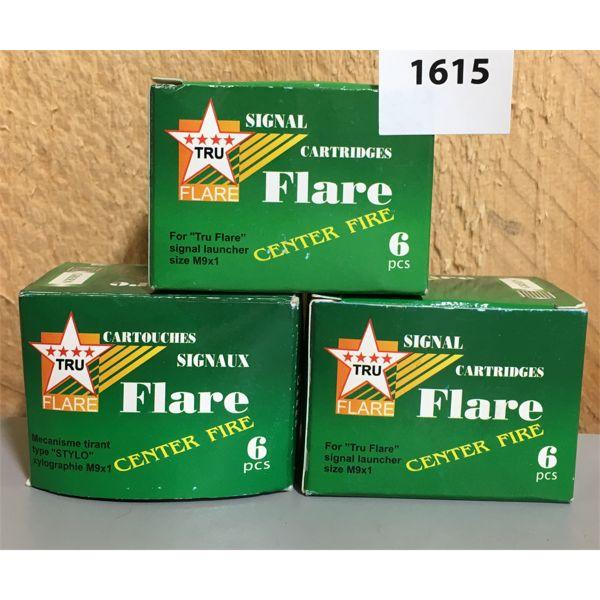 18 X 15 MM TRU FLARES