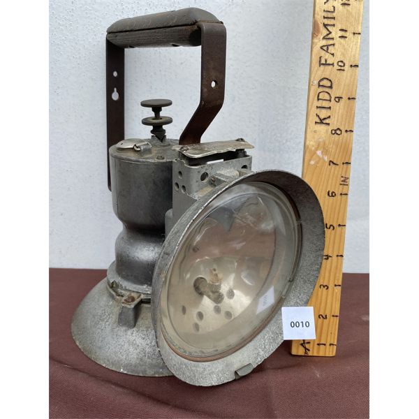 OXWELD RAILROAD LAMP